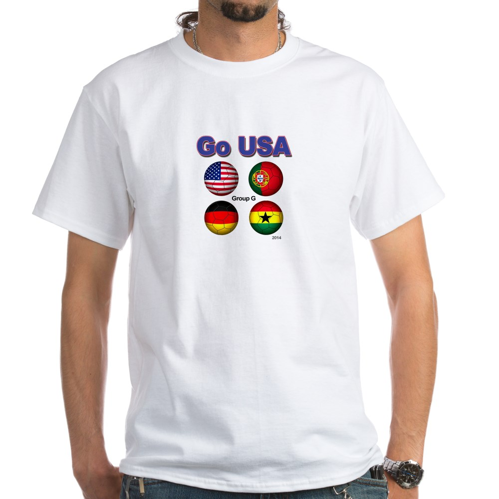 USA World Cup T-Shirt 2014
