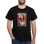 Obey the BOSTON Terrier! - USA Dark T-Shirt
