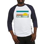 John Kerry Retro Sunrise Baseball Jersey