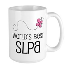 World's Best SLPA Mug