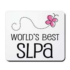 World's Best SLPA Mousepad