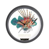Cool Coral reef Wall Clock