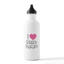 World's Best SLPA Sports Water Bottle