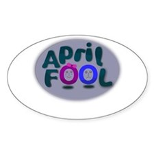 April Fools Day Decal