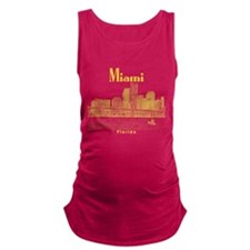 Miami Maternity Tank Top