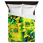 Queen Duvet Abstract
