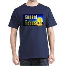 Sunset In Sarasota T-Shirt