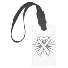 Emphysema Luggage Tag