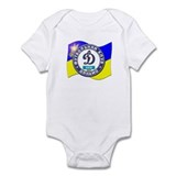 Dinamo Kiev Infant Bodysuit