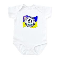 Dinamo Kiev Infant Bodysuit