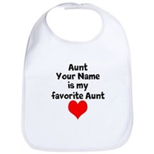 My Favorite Aunt Bib