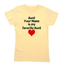 My Favorite Aunt Girl's Tee