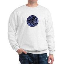 Celtic Chasing Hounds Sweatshirt