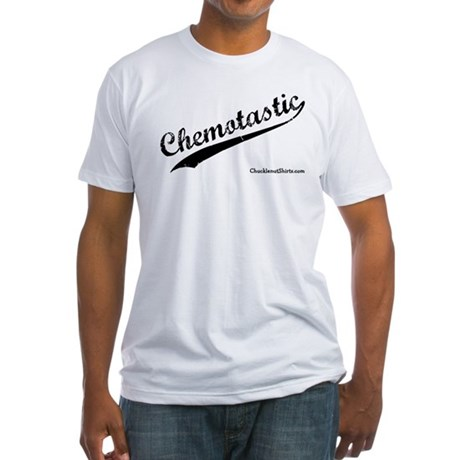 Chemotastic Fitted T-Shirt
