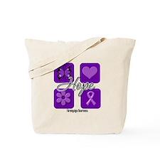 Hope Fibromyalgia Tote Bag