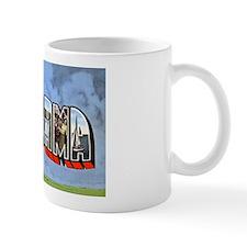 Alabama Greetings Mug