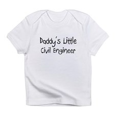 Cute Civil engineering surveyors Infant T-Shirt
