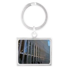 World Trade Center Landscape Keychain