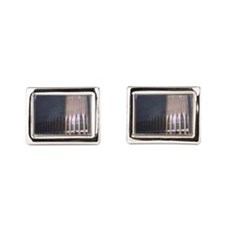 World Trade Center Rectangular Cufflinks