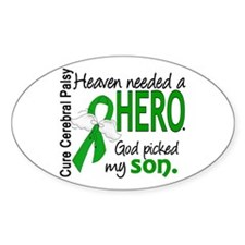Cerebral Palsy HeavenNeededHe Decal