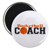 Basketball Coach Magnet