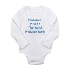 Cute Passover baby Long Sleeve Infant Bodysuit