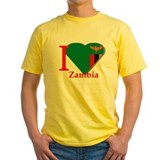 I love Zambia T