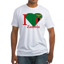 I love Zambia Shirt