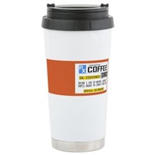 Cute Prescription Travel Mug