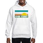 John Kerry Retro Sunrise Hooded Sweatshirt