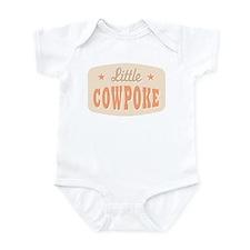 Little Cowpoke Infant Creeper