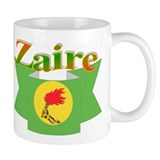 Flag ribbon Zaire Mug