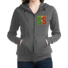 Cinco de Mayo Athletic Dept Women's Zip Hoodie