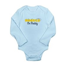 HOOKED On Daddy Body Suit