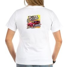 Women's Boom & Zoom V-Neck T-Shirt