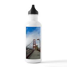 view along the golden  Water Bottle
