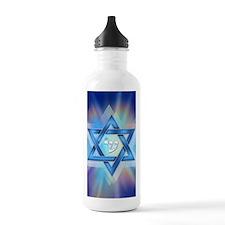 Radiant Magen David Water Bottle