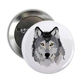 Wolf's Head Button
