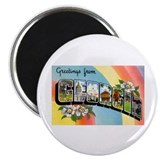 "Georgia Greetings 2.25"" Magnet (10 pack)"