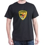 El Dorado County Sheriff Dark T-Shirt