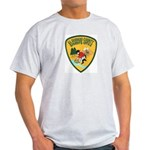 El Dorado County Sheriff Light T-Shirt