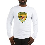 El Dorado County Sheriff Long Sleeve T-Shirt