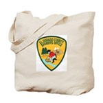 El Dorado County Sheriff Tote Bag