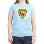 El Dorado County Sheriff Women's Light T-Shirt
