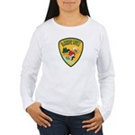 El Dorado County Sheriff Women's Long Sleeve T-Shi