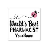 Pharmacists Stickers & Flair