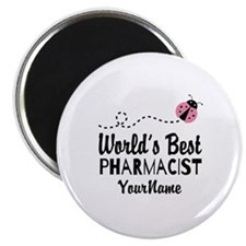World's Best Pharmacist Magnet