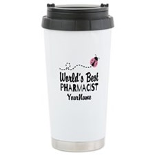 World's Best Pharmacist Thermos Mug
