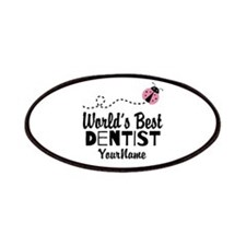 World's Best Dentist Patches