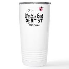 World's Best Dentist Travel Coffee Mug